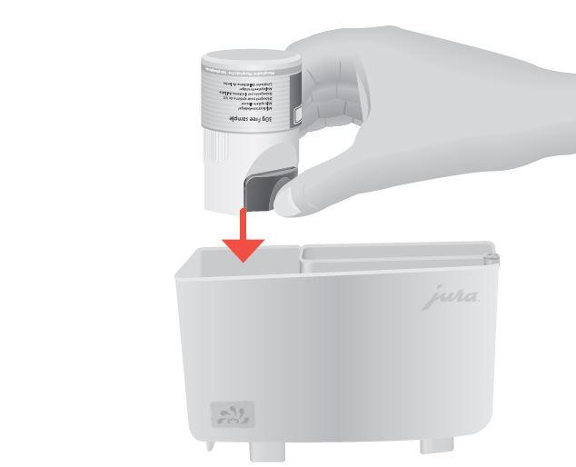 Milk System Cleaner Mini Tab (90g)