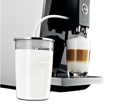 JURA Glass Milk Container 0.5L