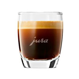 JURA 濃縮咖啡玻璃杯 (一套兩件)