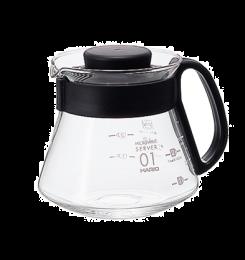 Hario V60 Glass Range Coffee Server, 360ml