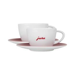 JURA 意大利泡沫咖啡杯 限量版 (一套兩件)