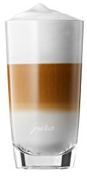 JURA Latte Macchiato Tall Glass (Set of 2)