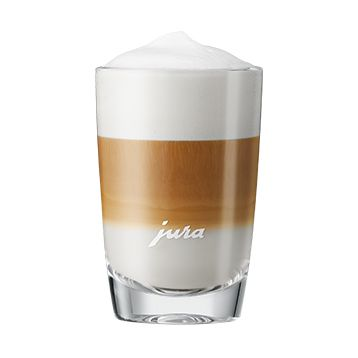 JURA Latte Macchiato Short Glass (Set of 2)