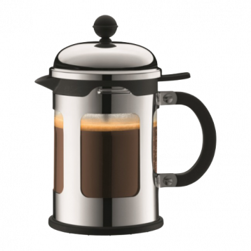 BODUM Chambord French Press Coffee Maker (4 Cup)