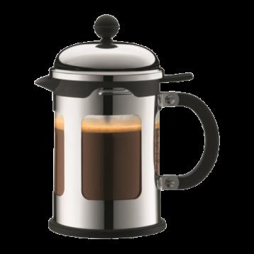 BODUM CHAMBORD 咖啡濾壓壺 (4杯份)