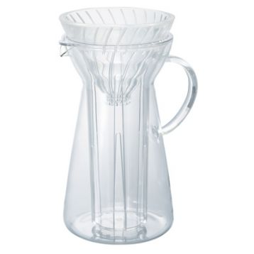 Hario V60 Glass Iced Coffee Maker