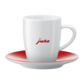 JURA Coffee Cups (Ceramic) Limited Edition (set of 2)