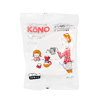 KONO MEIMON 2 Filter Paper (40 pcs)